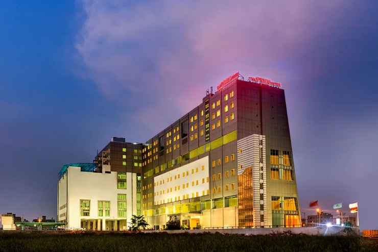 Featured Image Pride Plaza Hotel, Kolkata