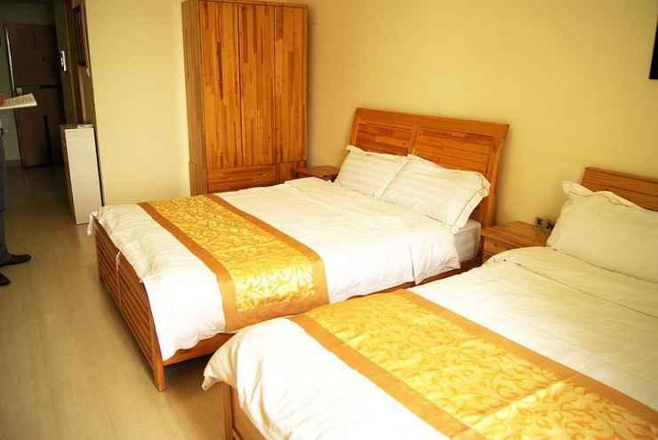 Featured Image โรงแรมนานกิง ข่ายปิน อพาร์ทเมนท์ ซินเจียโขว่
