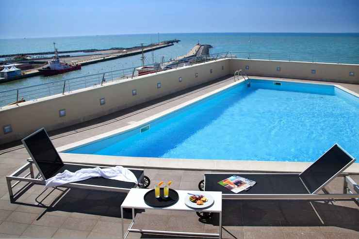 Featured Image Hotel Tiber Fiumicino