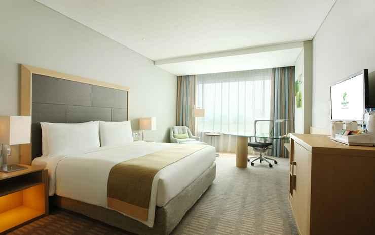 Holiday Inn Jakarta Kemayoran Jakarta - Kamar Deluks, 1 Tempat Tidur King, non-smoking