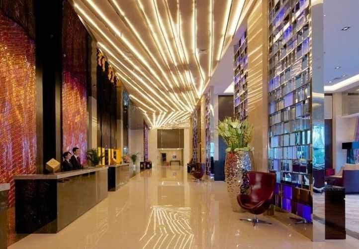 Lobby โรงแรมหนานจิงวัน