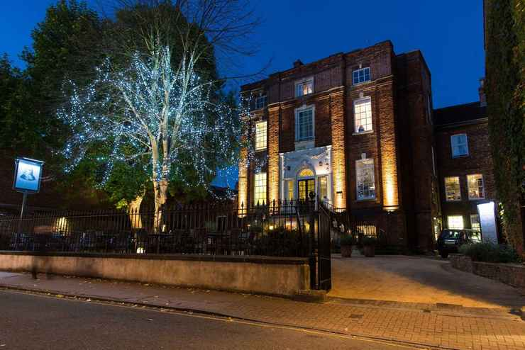 Featured Image Judges Lodgings York