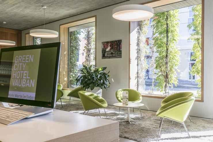 Green hotel freiburg