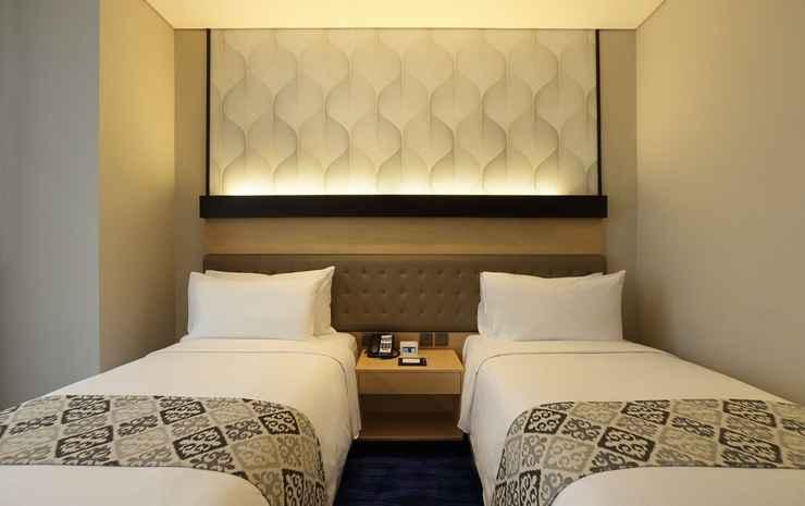 Holiday Inn Express Jakarta Thamrin Jakarta - Kamar Standar, 2 Tempat Tidur Twin, non-smoking