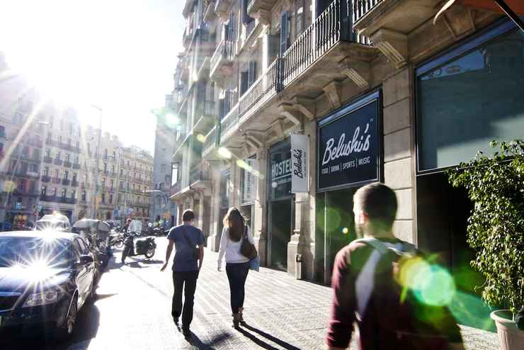 Featured Image St Christopher's Inn, Barcelona - Hostel
