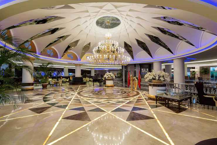 Crystal Sunset Luxury Resort Spa All Inclusive In Manavgat