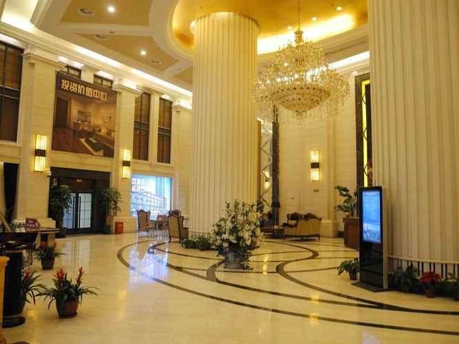 Featured Image Yuanda International Apartment Hotel