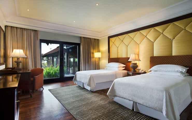 Sheraton Senggigi Beach Resort Lombok - Kamar Deluks, 2 Tempat Tidur Twin, non-smoking, pemandangan kebun