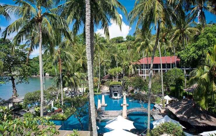 Sheraton Senggigi Beach Resort Lombok - Kamar Deluks, 2 Tempat Tidur Twin, non-smoking, pemandangan kolam renang