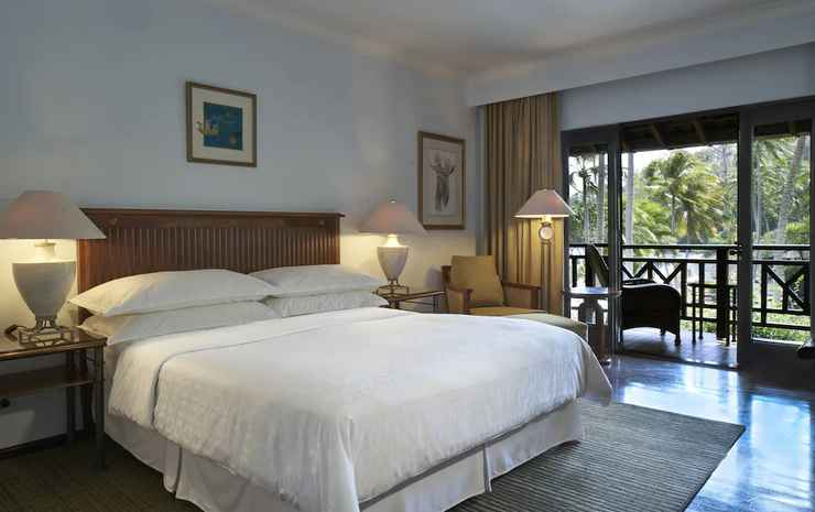 Sheraton Senggigi Beach Resort Lombok - Kamar Deluks, 1 Tempat Tidur King, non-smoking, pemandangan kolam renang