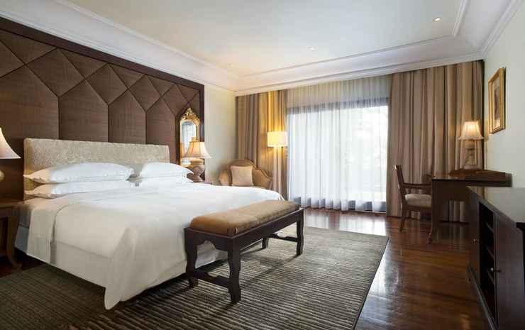 Sheraton Senggigi Beach Resort Lombok - Vila, 2 kamar tidur, kolam renang pribadi, menghadap pantai