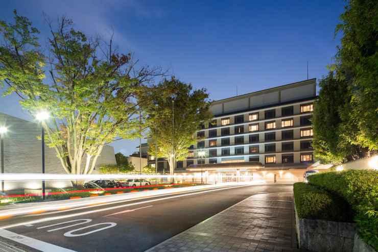 EXTERIOR_BUILDING โรงแรมเกียวโต ไบรท์ตัน