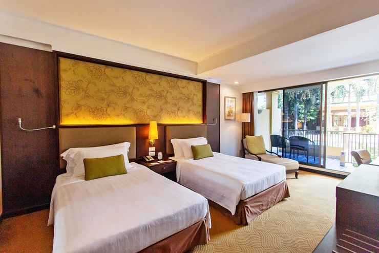 BEDROOM Dusit Thani Pattaya