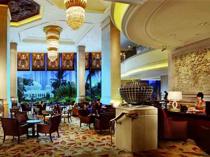 LOBBY Shangri-La Jakarta