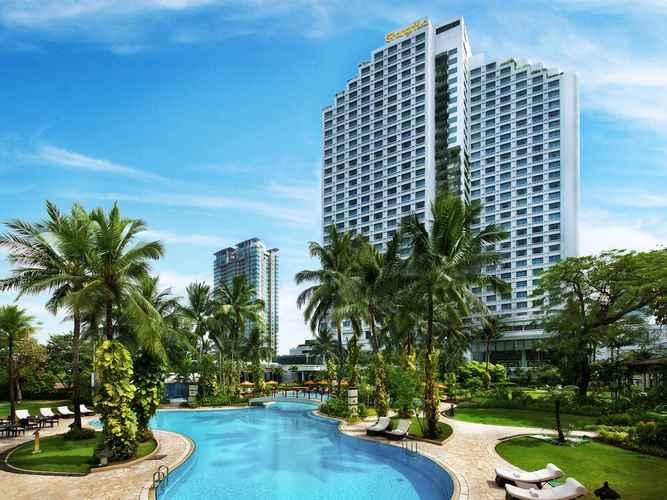 Shangri La Hotel Jakarta In Karet Tengsin Central Jakarta Jakarta