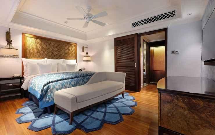 InterContinental Hotels BALI RESORT Bali - Suite 1 King Uluwatu Club Suite Pool View