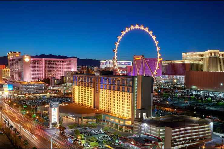The Westin Las Vegas Hotel & Spa, Clark County, Nevada - Traveloka.com