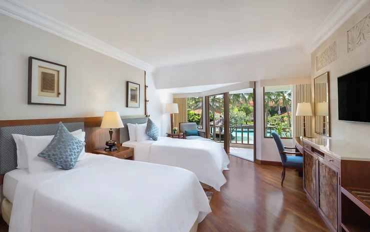 The Laguna, a Luxury Collection Resort & Spa, Nusa Dua, Bali Bali - Deluxe Lagoon View Guest room, 2 Twin/Single Bed(s), Balcony
