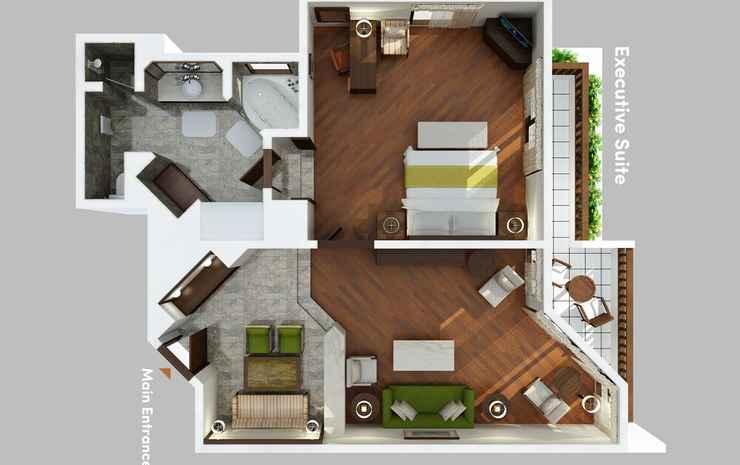 The Laguna, a Luxury Collection Resort & Spa, Nusa Dua, Bali Bali - Executive Suite 1 Bedroom Suite, 1 King, Balcony