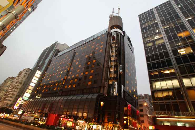 EXTERIOR_BUILDING Prudential Hotel