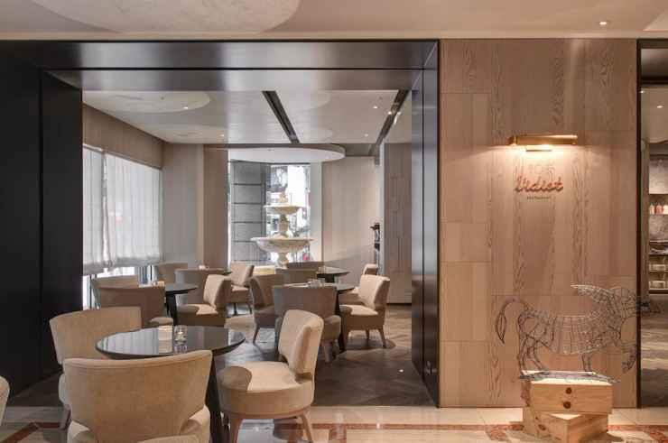 BAR_CAFE_LOUNGE โรงแรมกลอเรียพรินส์ ไทเป