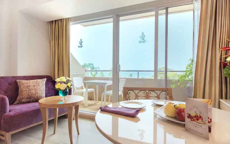 Royal Cliff Beach Hotel Chonburi - Ocean Deluxe Room