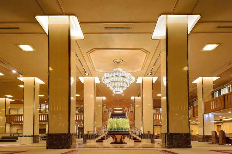 LOBBY โรงแรมอิมพีเรียล