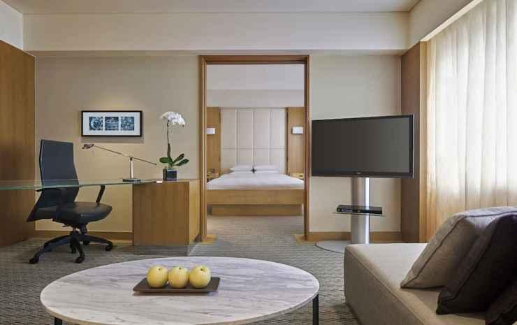 Grand Hyatt Singapore (SG Clean) Singapore - Kamar Deluks, 2 Tempat Tidur Twin