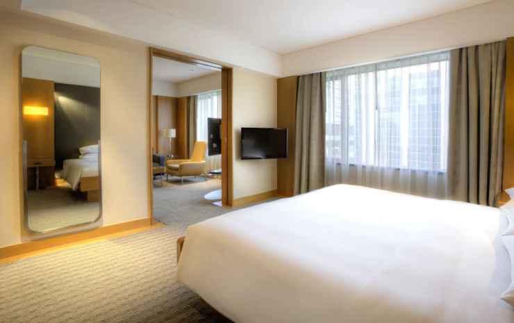 Grand Hyatt Singapore (SG Clean) Singapore - Kamar Deluks, 1 Tempat Tidur King