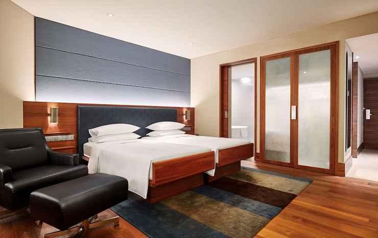Grand Hyatt Singapore (SG Clean) Singapore - Kamar, 2 Tempat Tidur Twin