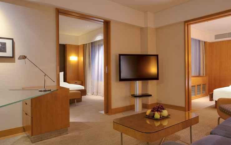 Grand Hyatt Singapore (SG Clean) Singapore - Grand, Kamar Deluks, 2 kamar tidur