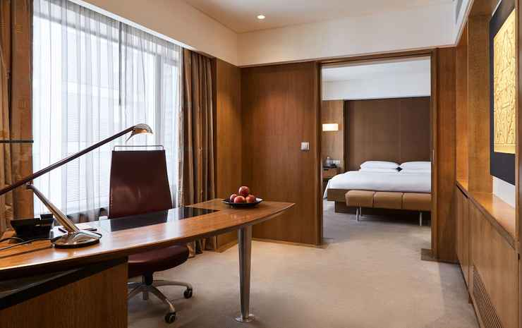 Grand Hyatt Singapore (SG Clean) Singapore - Suite Grand (Corp)