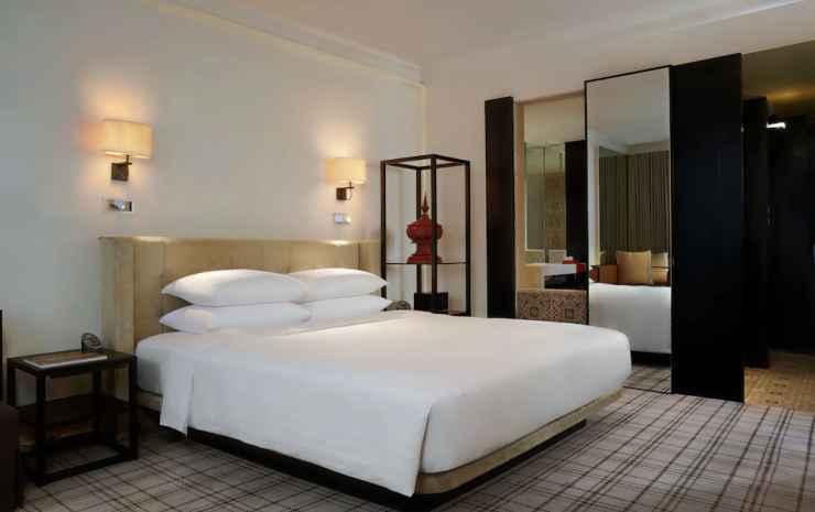 Grand Hyatt Erawan Bangkok Bangkok - Kamar Klub, 1 Tempat Tidur King