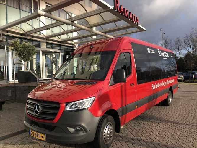 HOTEL_SERVICES รามาดา บายวินด์แฮม อัมสเตอร์ดัม แอร์พอร์ต ชิปโฮล