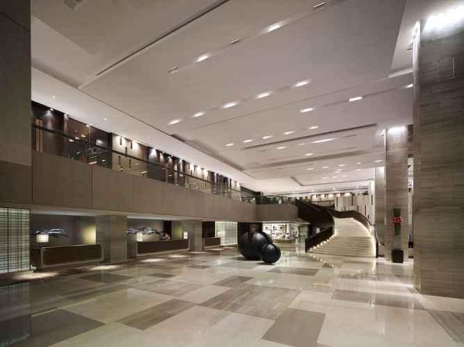 LOBBY New World Makati Hotel