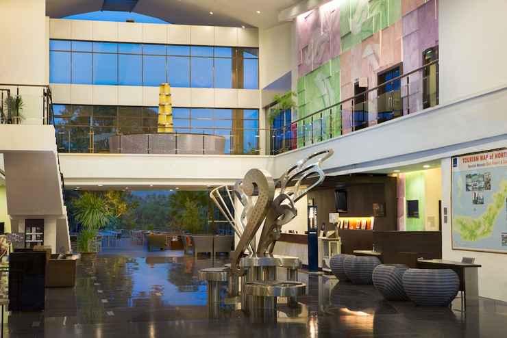 LOBBY Novotel Manado Golf Resort & Convention Center