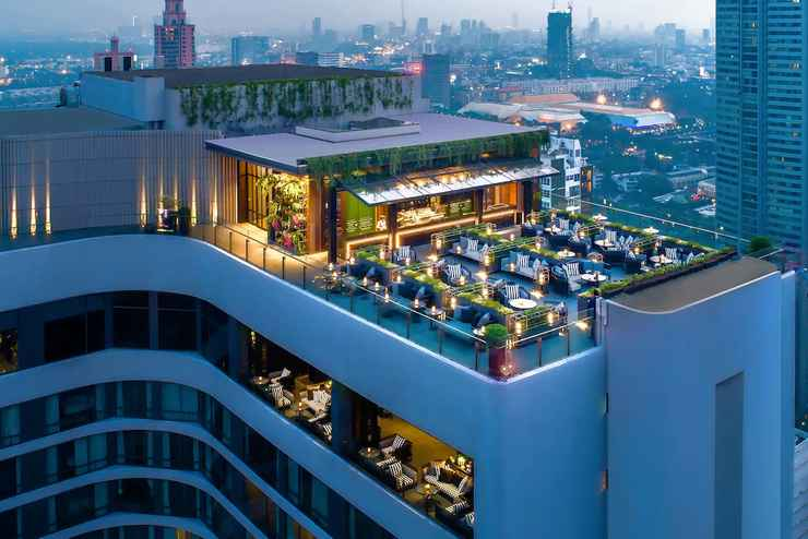 VIEW_ATTRACTIONS โรงแรม แบงค็อก แมริออท มาร์คีส์ ควีนส์ปาร์ค