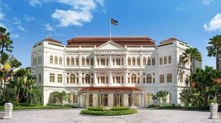 EXTERIOR_BUILDING Raffles Hotel Singapore (SG Clean)