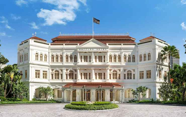 Raffles Hotel Singapore (SG Clean) Singapore -