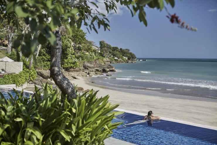 Four Seasons Resort Bali At Jimbaran Bay In Jimbaran Badung Regency Bali