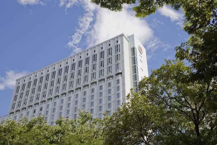 EXTERIOR_BUILDING Sheraton Miyako Hotel Osaka