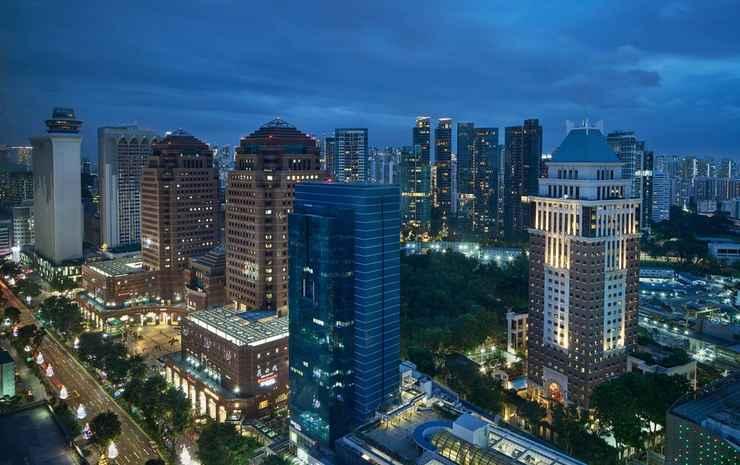Singapore Marriott Tang Plaza Hotel Singapore - Suite Eksekutif, 1 Tempat Tidur King, non-smoking (High Floor)