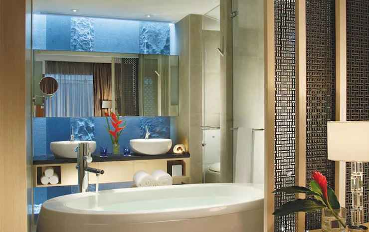 Singapore Marriott Tang Plaza Hotel Singapore - Kamar Klub, 1 Tempat Tidur King, non-smoking, teras (Terrace)
