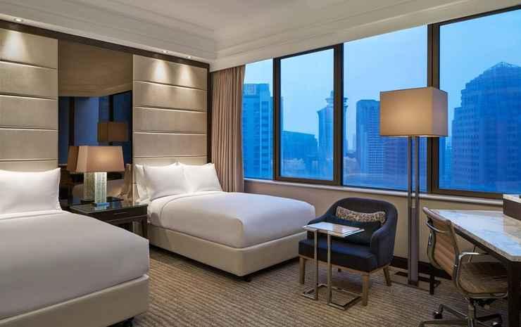 Singapore Marriott Tang Plaza Hotel Singapore - Kamar Deluks, 2 Tempat Tidur Twin, non-smoking