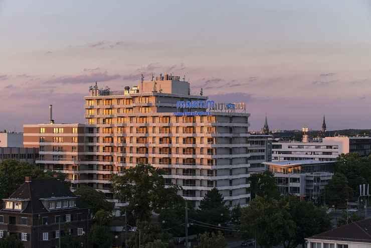 EXTERIOR_BUILDING โรงแรมมารีทิม ดาร์มสตัดท์