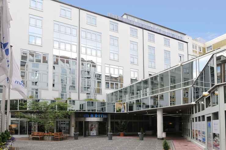 EXTERIOR_BUILDING Maritim Hotel München