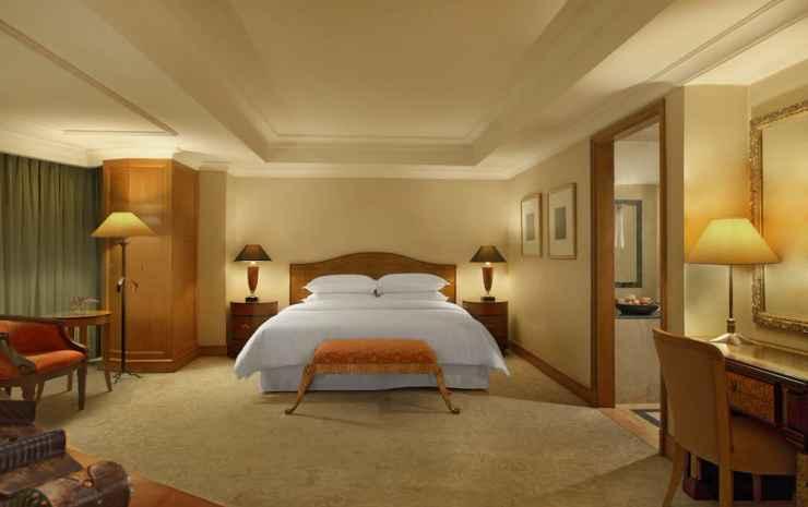 Sheraton Surabaya Hotel and Towers Surabaya - Suite Presidensial, 1 Tempat Tidur King, non-smoking, pemandangan kota