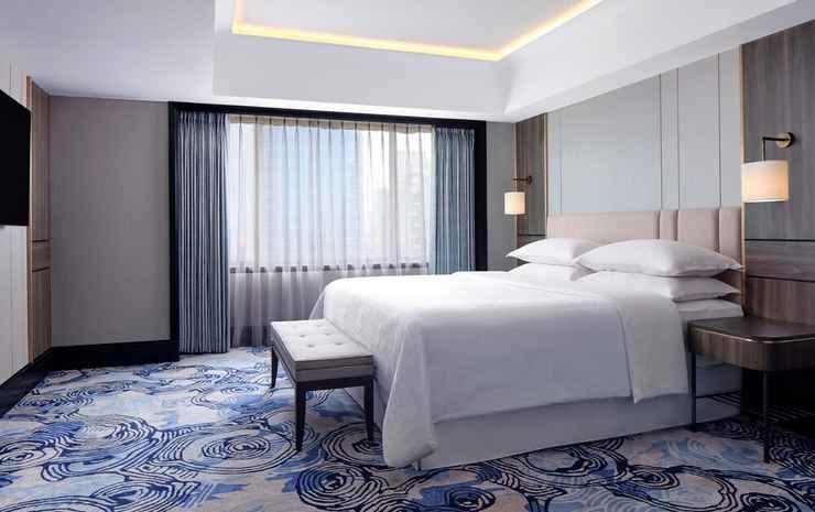 Sheraton Surabaya Hotel and Towers Surabaya - Suite Eksekutif, 1 kamar tidur, akses business lounge