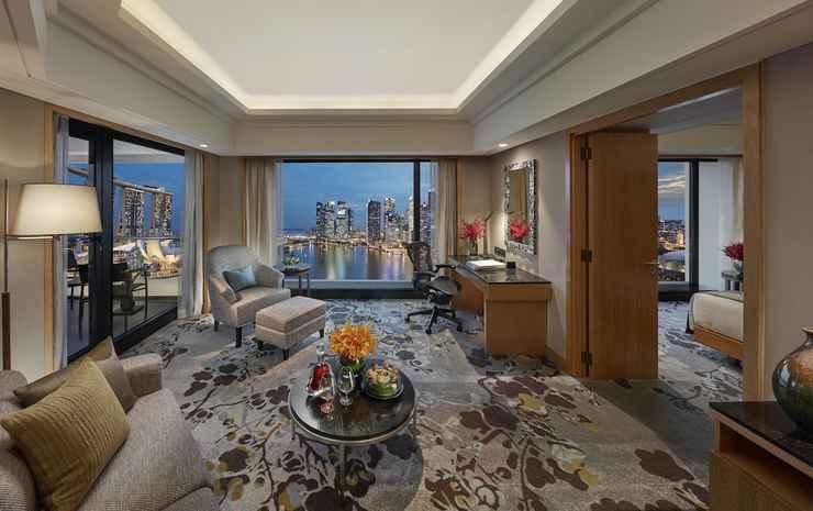 Mandarin Oriental, Singapore Singapore - Suite, 1 Tempat Tidur King (Marina Bay)
