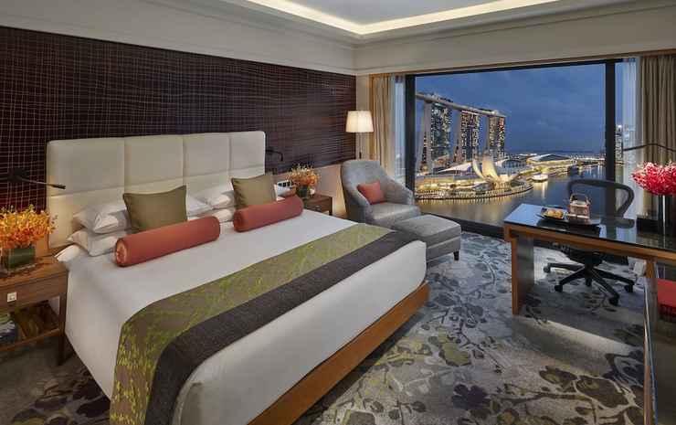 Mandarin Oriental, Singapore Singapore - Kamar, 1 Tempat Tidur King (Marina Bay View)